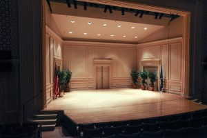 Coolidge -- doors about to open