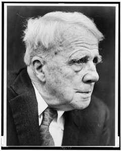 [Robert Frost, poet who is 85 years old today] / World-Telegram photo by Walter Albertin.