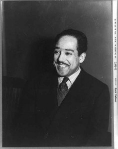 Langston Hughes, 1942.