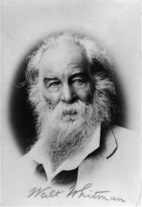 Walt Whitman, 1869. Prints and Photographs Division.