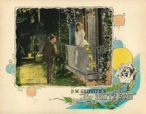 "D.W. Griffith's ""The White Rose"" entered the public domain in the United States January 1, 2019"