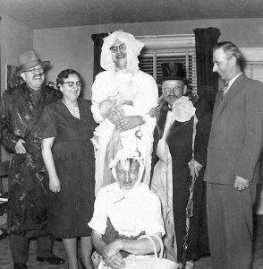 1960 Mock Wedding, New Leipzig, North Dakota