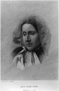 Portait of Julia Ward Howe