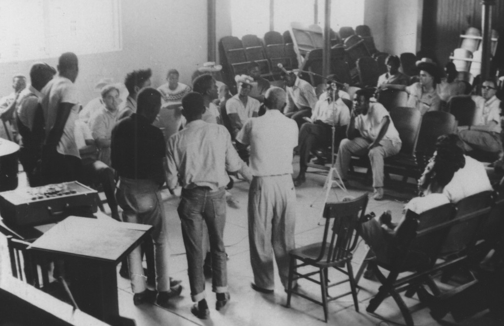 The Sing for Freedom Festival and Workshop, 1965. Alan Lomax Collection (AFC 2004/004)