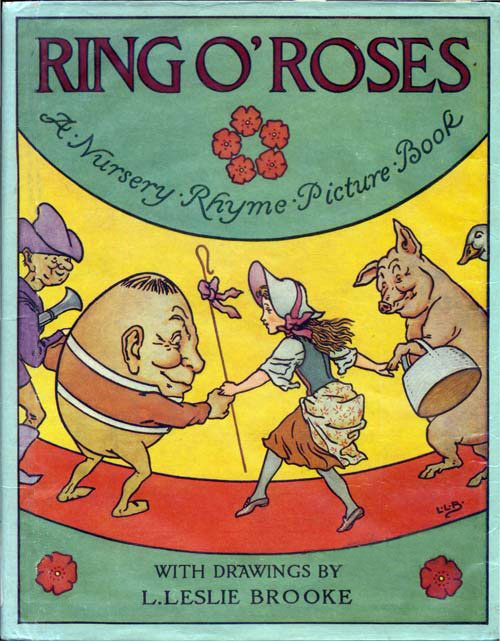 Ring Around The Roses Nursery Rhyme