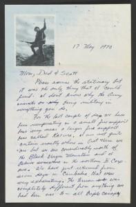 Martin letter