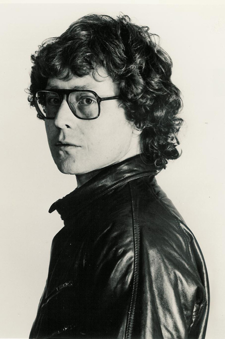 Paul Brady publicity photo from 1981. AFC Corporate Subject Files.