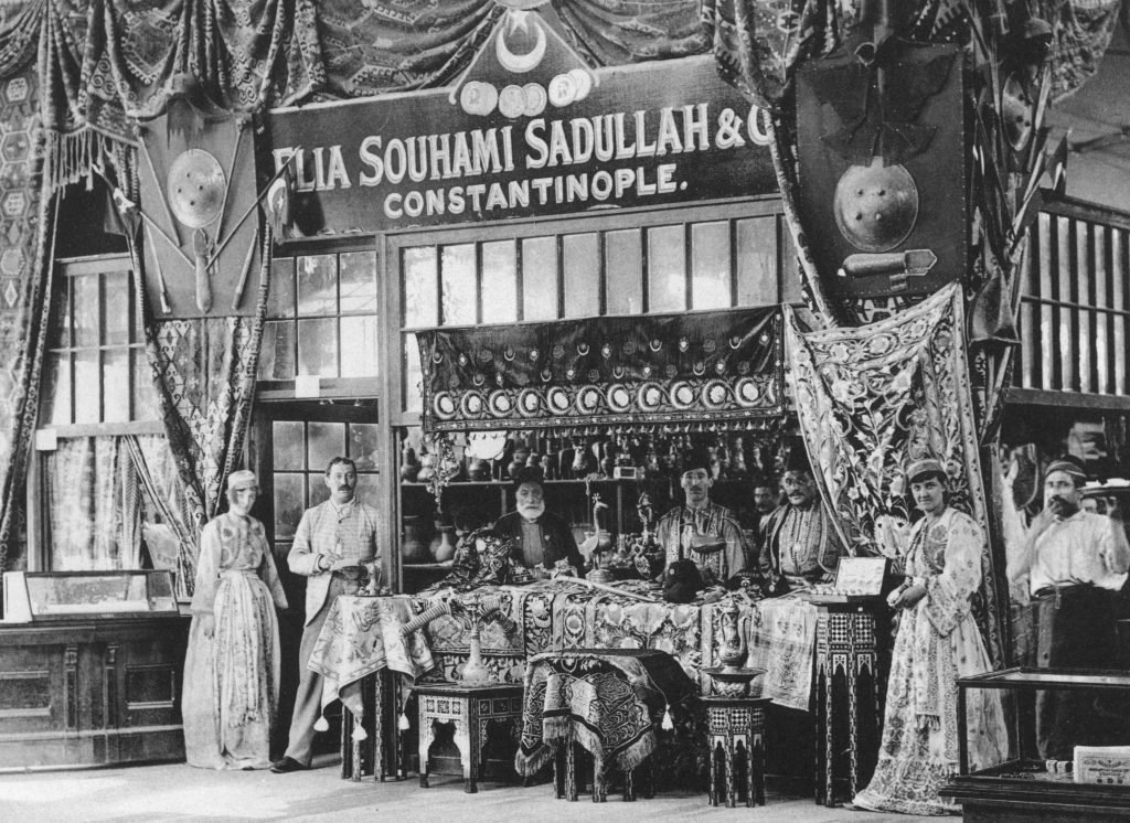 In_The_Turkish_Bazaar_—_Official_Views_Of_The_World's_Columbian_Exposition_—_102