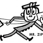 1963 : Non-Mandatory ZIP Codes for Entire Country Announced