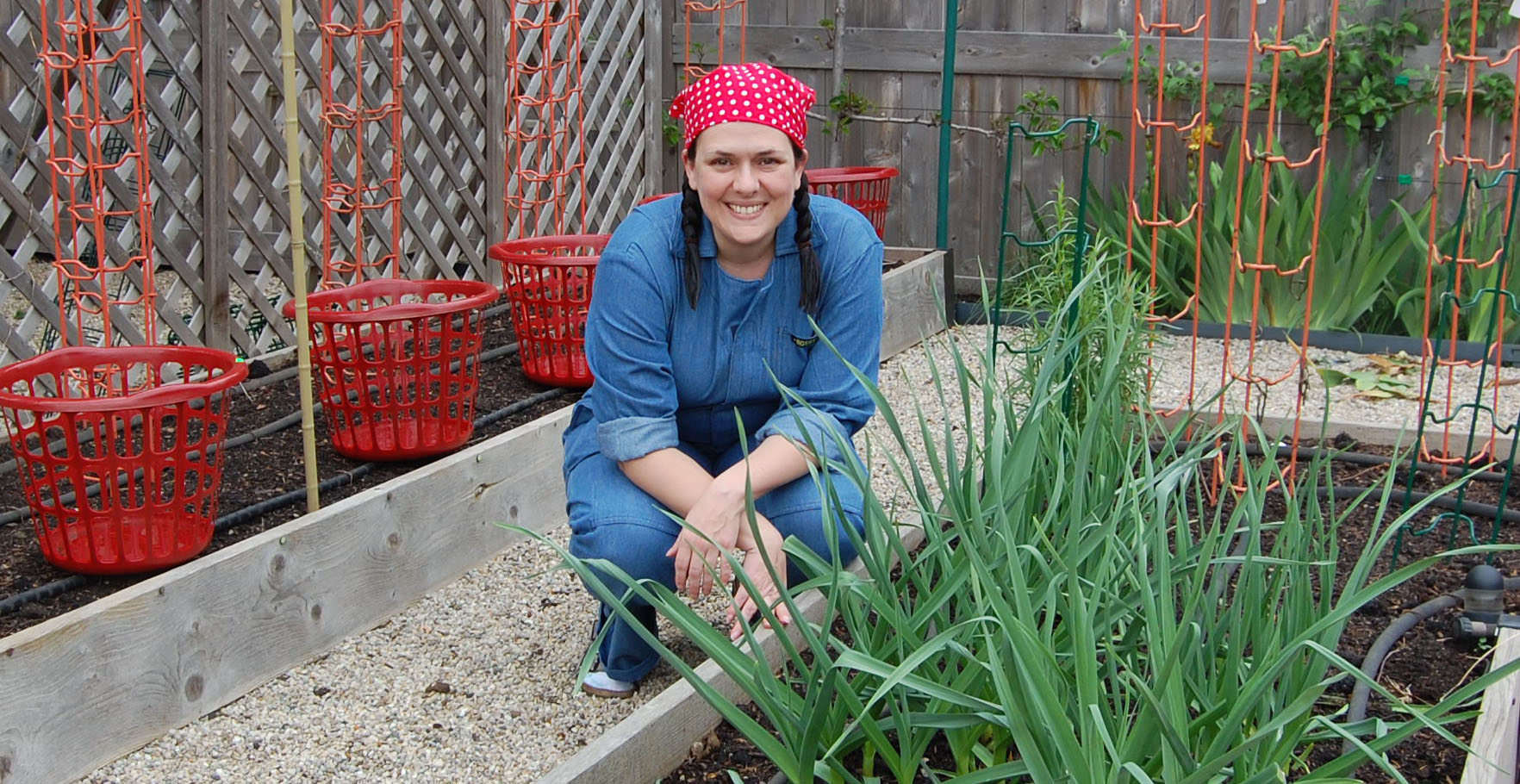 How Community Gardens Can Save America Book Talk And