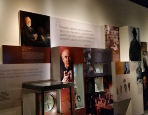 Image from the Smithsonian's American Enterprise exhibit. July 2015.