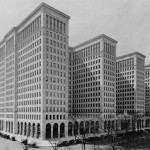 General Motors Building Detroit, Michigan. 1921