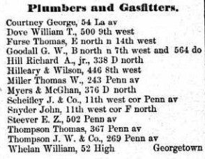 plumbers gassfitters1863