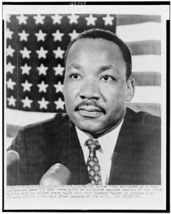 Martin Luther King Jr Day In Custodia Legis Law Librarians Of