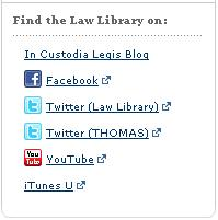 Tweaking THOMAS | In Custodia Legis: Law Librarians of ...