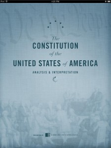 a chapter analysis of the constitution of the united states Constitution of the united states of america: analysis and interpretation (us constitution annotated.