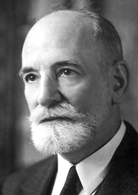 René Cassin. Photo from the Official Website of the Nobel Prize, http://www.nobelprize.org/nobel_prizes/peace/laureates/1968/cassin-facts.html.