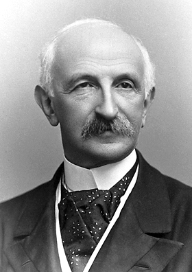 Tobias Michael Carel Asser . Photo from the Official Website of the Nobel Prize, http://www.nobelprize.org/nobel_prizes/peace/laureates/1911/asser-facts.html.