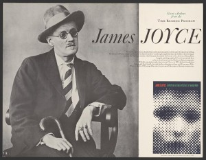James Joyce; great authors from the Time Reading Program [//hdl.loc.gov/loc.pnp/ppmsca.42049]