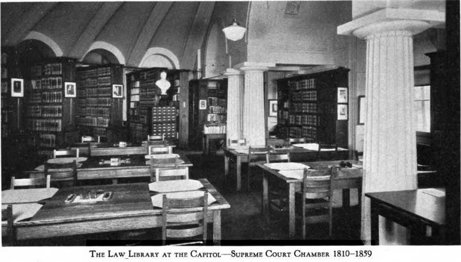 Law Library at the Capitol