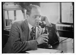O.H. Caldwell (Photograph shows Orestes Hampton Caldwell (1888-1967) who was appointed to the Federal Radio Commission in 1927.) [Bain News Service; //hdl.loc.gov/loc.pnp/ggbain.22829]