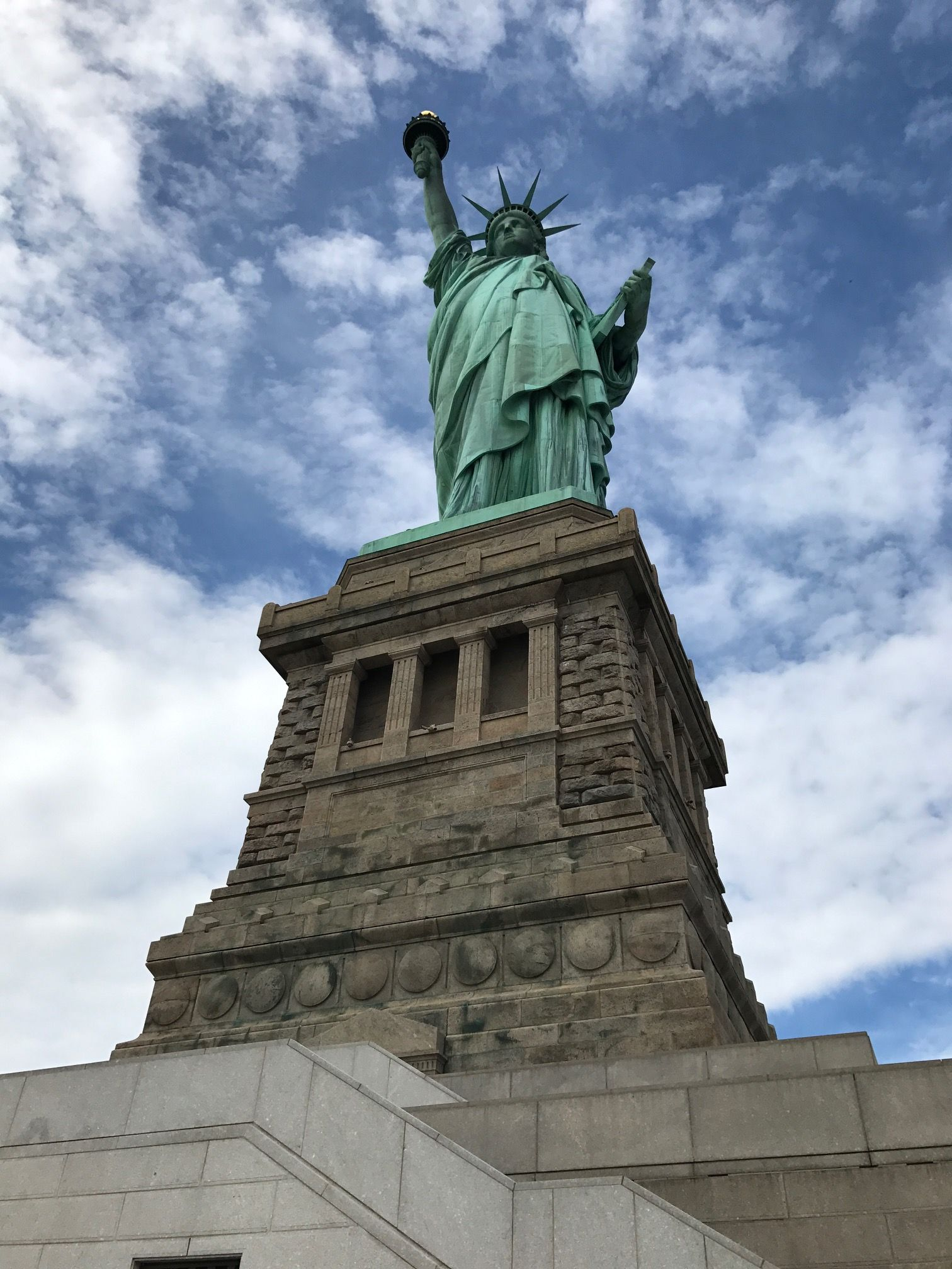 Statute of Liberty / Photograph by Andrew Weber