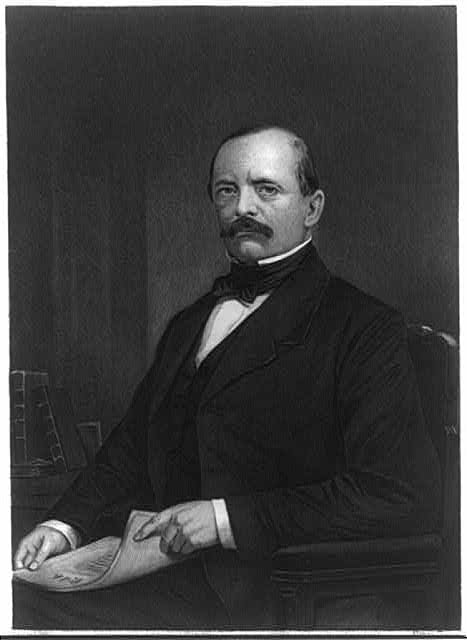 Otto Fürst von Bismarck, 1815-1898. 1870. Library of Congress Prints and Photographs Division. //hdl.loc.gov/loc.pnp/cph.3b18066