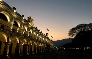 Palace of the Captains General during sunset. Photo by Hazel Ceron