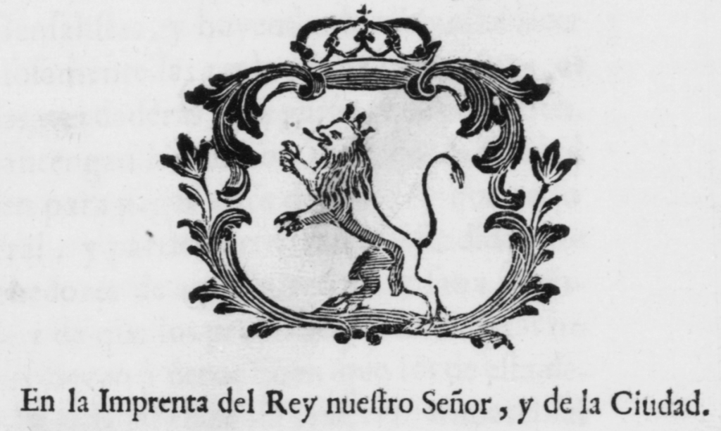 Image detail from Royal Order of June 26, 1741 concerning payment of annuities by the city of Zaragoza in compliance with the regulations on this matter, approved and ratified on October 9, 1734. //www.loc.gov/item/2018751786/