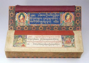 The Tibetan Sutra of the Perfection of Wisdom in 100,000 Verses