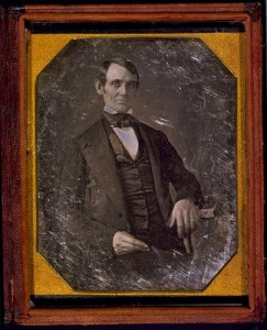 lincoln-earliest-photo