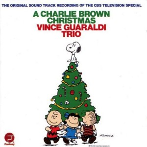 "The cover of ""A Charlie Brown Christmas"""
