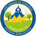 The National Book Festival Scout badge