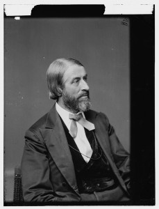 War correspondent and Librarian of Congress Ainsworth Spofford