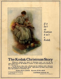 The Kodak Christmas Story. 1907. Duke University