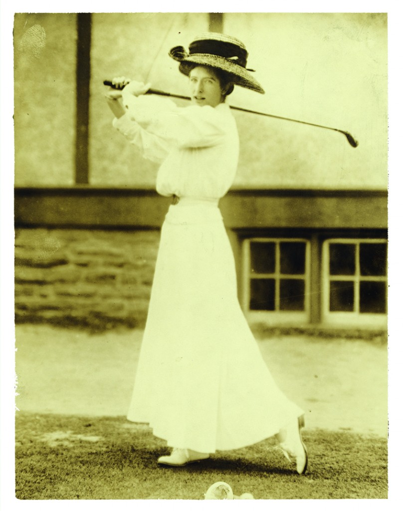 Occupations - Wakefield Family History Sharing Old fashioned lady golfers