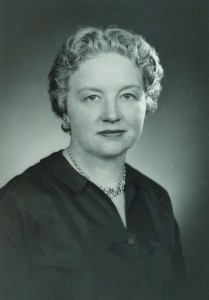 Eilene Galloway. Manuscript Division.