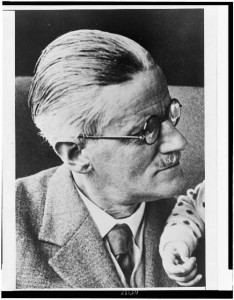 James Joyce. 1941. Prints and Photographs Division.