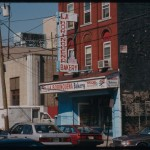 "Cuban-owned bakery, ""La Borinquena Bakery,"" in Paterson, N.J. Photograph by Thomas D. Carroll, 1994. American Folklife Center."