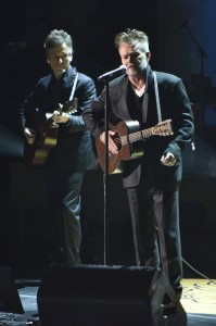 John Mellencamp (right). Photo by Shawn Miller.