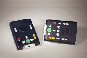 Digital talking-book players are available in basic and advanced models.