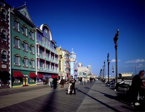 Atlantic City. Photo by Carol Highsmith, between 1980 and 2006. Prints and Photographs Division.