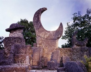 Coral Castle. Photo by Carol M. Highsmith, between 1980 and 2006. Prints and Photographs Division.