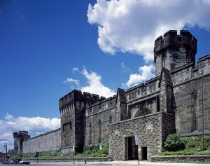 Eastern State Penitentiary, Philadelphia, Pennsylvania. Photo by Carol M. Highsmith, between 1980 and 2006. Prints and Photographs Division.
