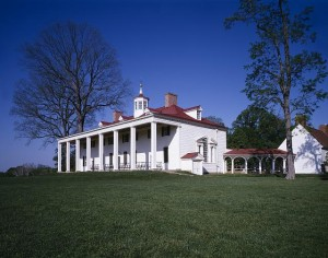 George Washington's estate, Mount Vernon. Photo by Carol M. Highsmith, between 1980 and 2006. Prints and Photographs Division.