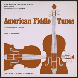 American Fiddle Tunes is one of 4 albums now available for streaming and download, released to celebrate American Folklife Center's 40th Anniversary.