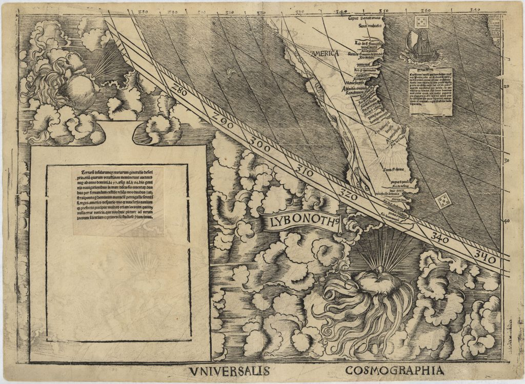 How Did America Get Its Name? | Library of Congress Blog