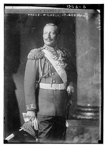 Kaiser Wilhelm of Germany. Prints and Photographs Division.