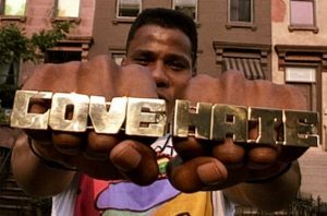 "Image from Spike Lee's ""Do the Right Thing"" (1989)"