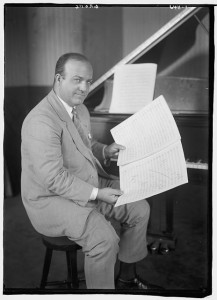 Ferde Grofé (Music Division, Library of Congress)